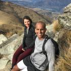 International philanthropic investor Ibrahim Al-Rashid and his pregnant wife Ryann were so...
