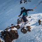 Ruby Hewitt, 15, has been named in the New Zealand freeride team that will compete in the extreme...