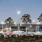 A concept design of the proposed new Waitaki Event Centre which is to be built in Oamaru's...