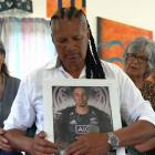 Sean Wainui's father Peter issued a heartfelt message, opening up about losing his son, the...
