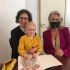 Do it for Ayla . . . Yvonne Bohn and daughter Ayla Bohn Bitcheno (6), who has leukaemia, meet...