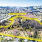 The 12.6ha section at the end of Walton Park Ave, in Fairfield, is on the market. PHOTO: SUPPLIED