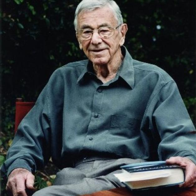 A photographic portrait of Allen Curnow by Marti Friedlander. PHOTO: COURTESY THE GERRARD AND...