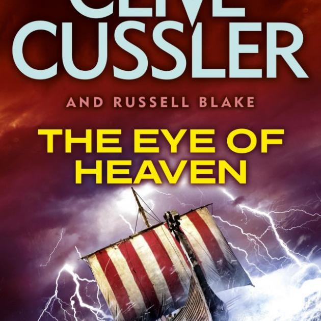 THE EYE OF  HEAVEN<br><b>Clive Cussler and Russell Blake</b><br><i>Michael Joseph</i>