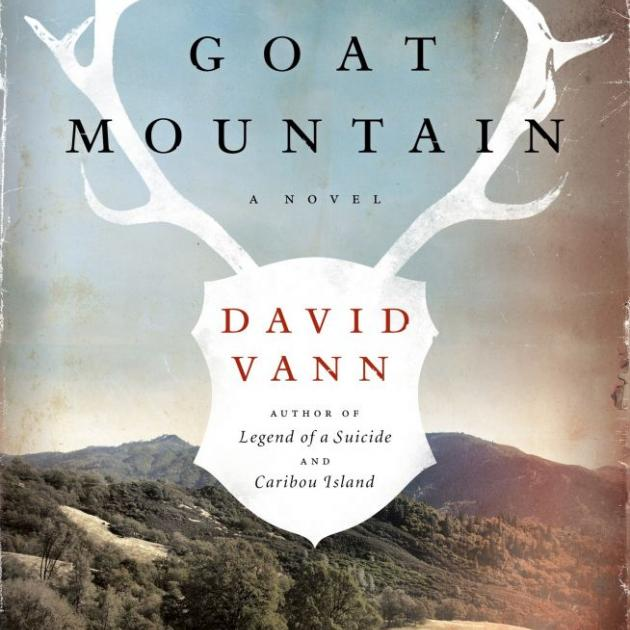 GOAT MOUNTAIN<br><b>David Vann</b><br><i>Text Publishing</i>