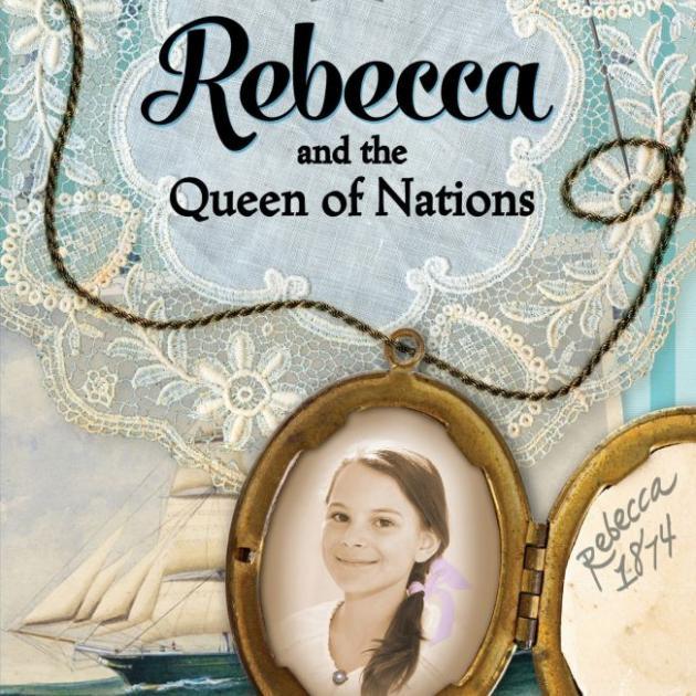 REBECCA AND THE QUEEN OF NATIONS<br><b>Deborah Burnside</b><br><i>Mallinson Rendel</i>