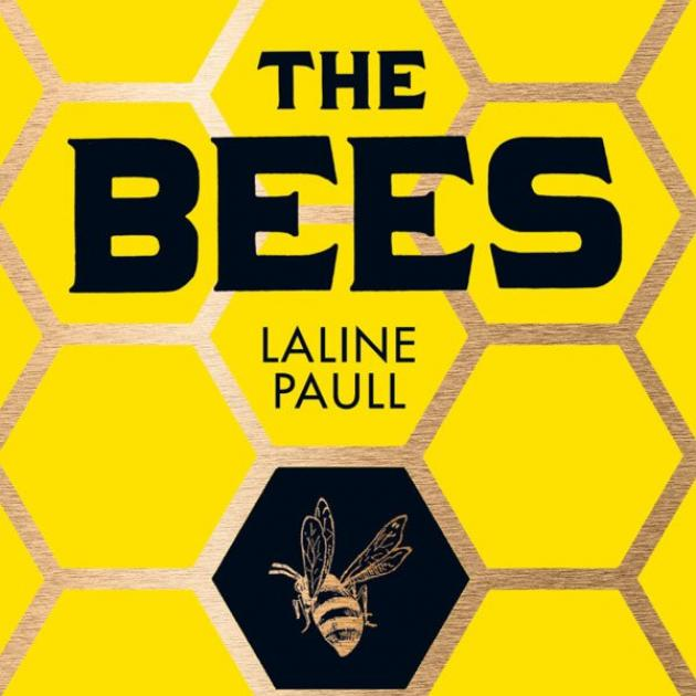 THE BEES<br><b>Laline Paull</b><br><i>HarperCollins</i>