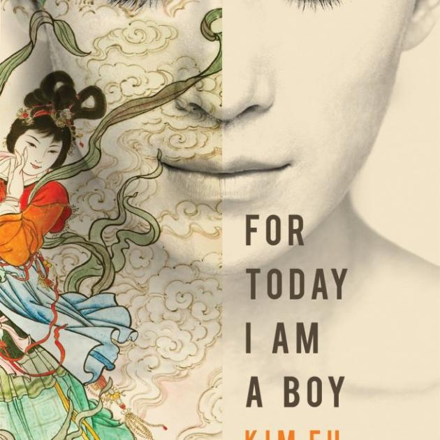 FOR TODAY I AM A BOY<br><b>Kim Fu</b><br><i>Vintage</i>