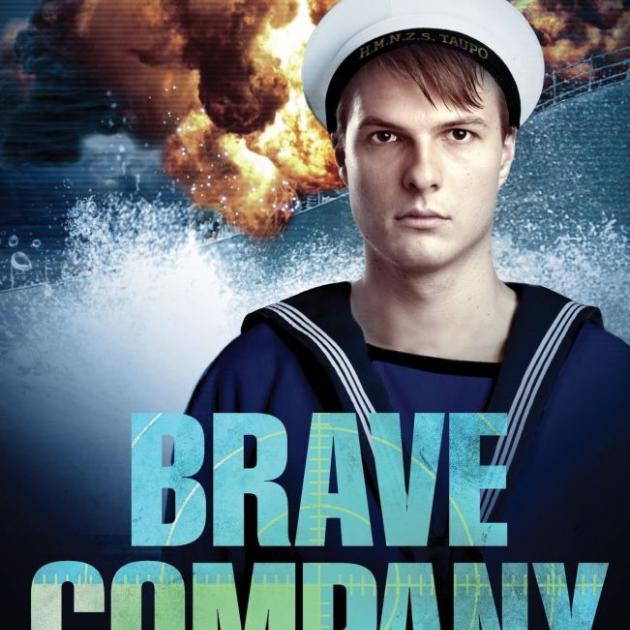 BRAVE COMPANY<br><b>David Hill</b><br><i>Puffin</i>