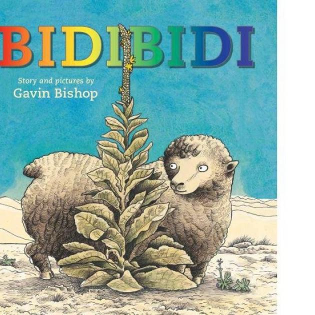BIDIBIDI<br><b>Gavin Bishop</b><br><i>Scholastic</i>