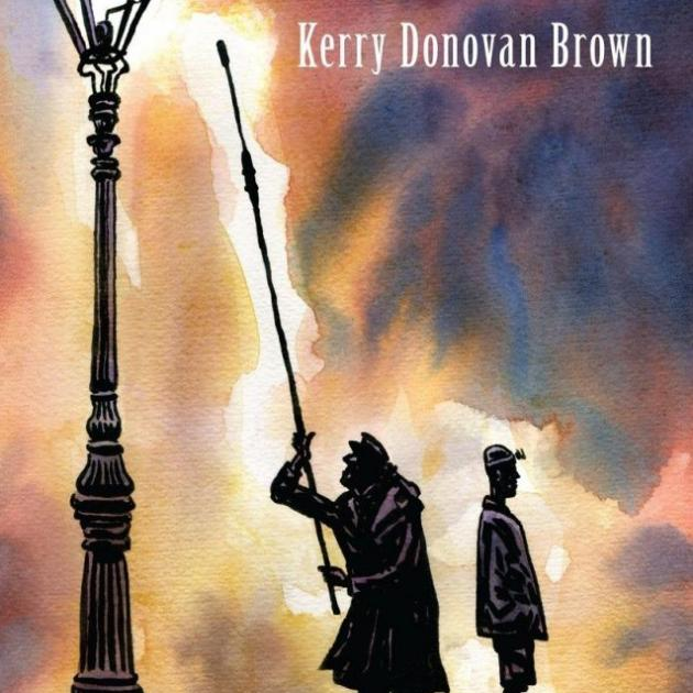 LAMPLIGHTER<br><b>Kerry Donovan</b><br><i>Brown Victoria University Press</i>