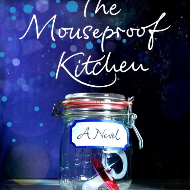 THE MOUSEPROOF KITCHEN<br><b>Saira Shah</b><br><i>Random House</i>