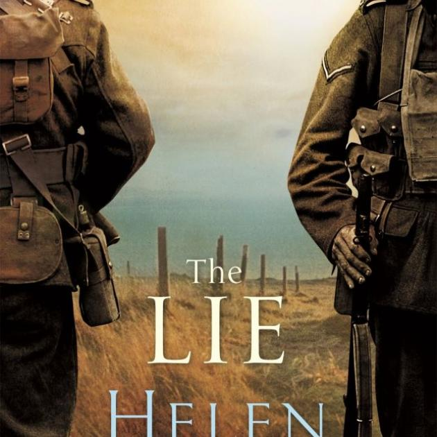 THE LIE<br><b>Helen Dunmore</b><br><i>Hutchinson</i>