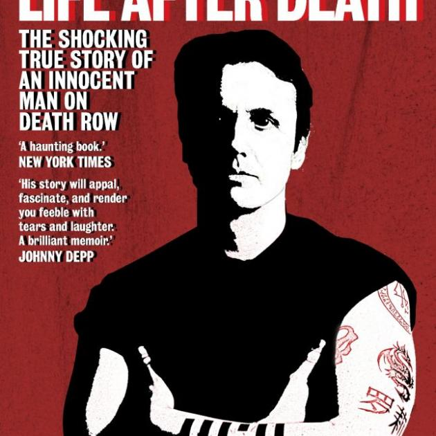 LIFE AFTER DEATH<br><b>Damien Echols</b><br><i>Text Publishing