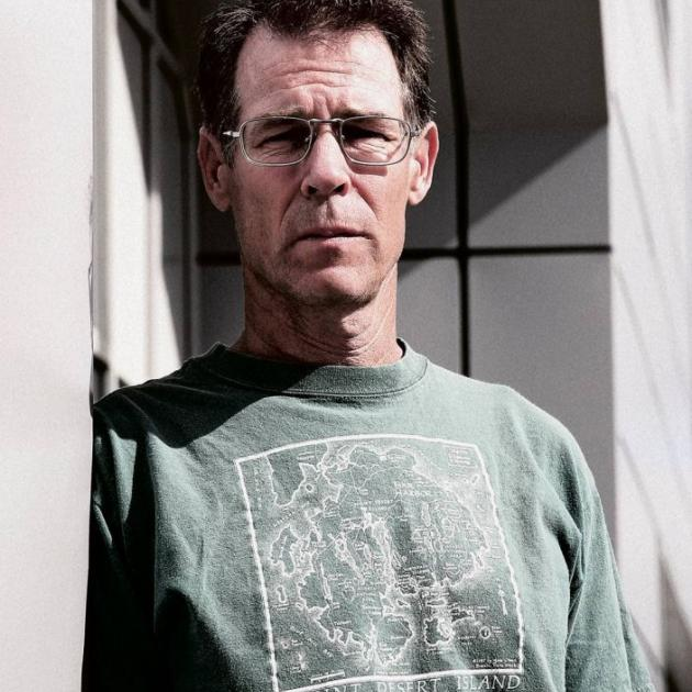 Kim Stanley Robinson  Photo supplied.