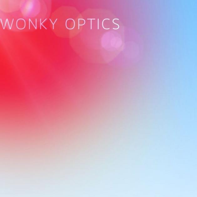 WONKY OPTICS<br><b>Geoff  Cochrane<br></b><i>Victoria University Press