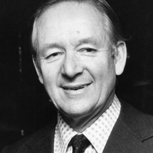 """James Alfred """"Alf"""" Wright, who wrote under the name James Herriot. Photo: GETTY"""