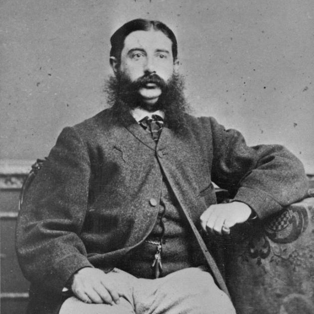 Sir Julius Vogel. Photo: Wikimedia Commons