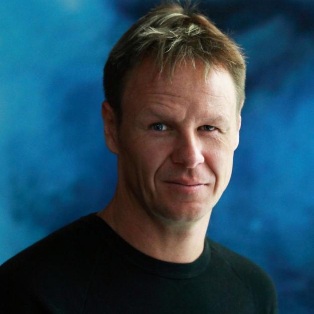 Associate Professor Mark Sagar, of Auckland University, says his ground-breaking work in  artificial intelligence is ''the exact opposite'' of ''dangerous'' killer robots. Photo: supplied