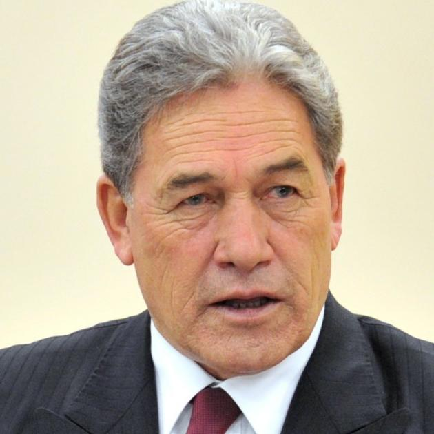 Winston Peters: New Zealand promised a stretch limo and getting a low-price sedan.