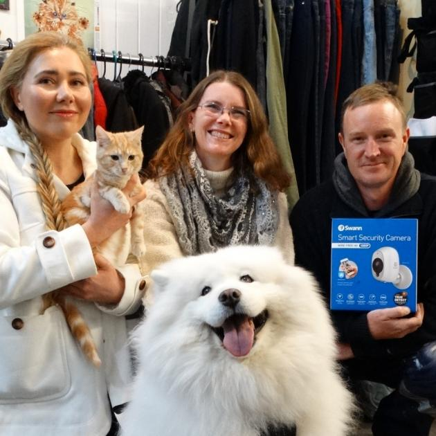 The Cat Rescue Dunedin (formerly Animal Rescue Network New Zealand) second-