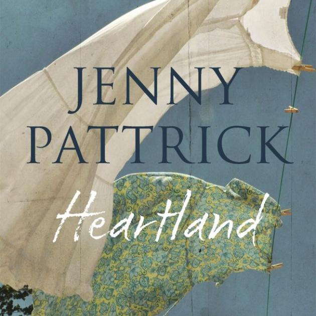 HEARTLAND<br><b>Jenny Pattrick</b><br><i>Random House</i>