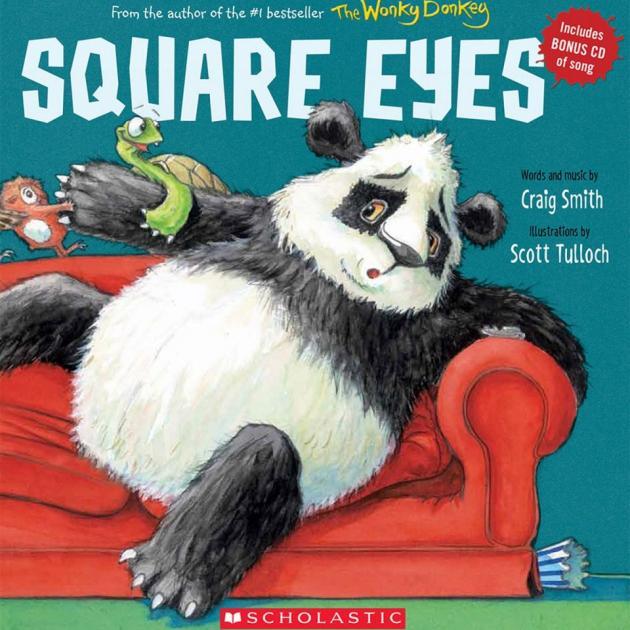 SQUARE EYES<br><b>Craig Smith &  Scott Tulloch<br></b><i>Scholastic