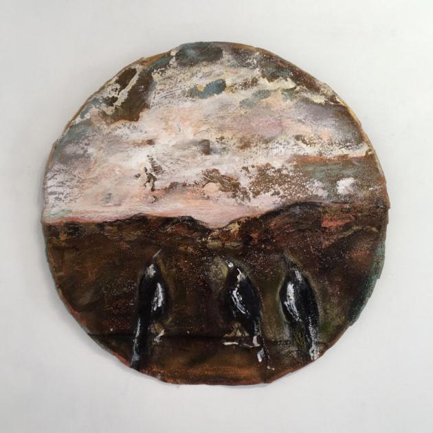 The Three Tenors, by Gail de Jong