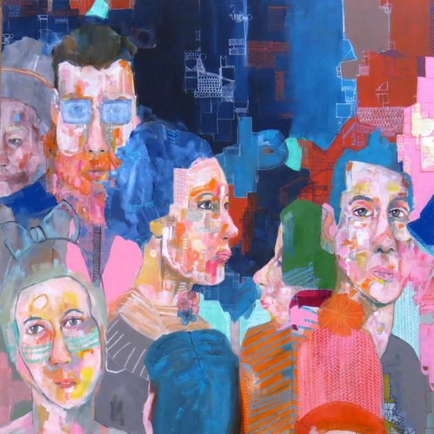 To be seen and not heard, by Kirsty Warman