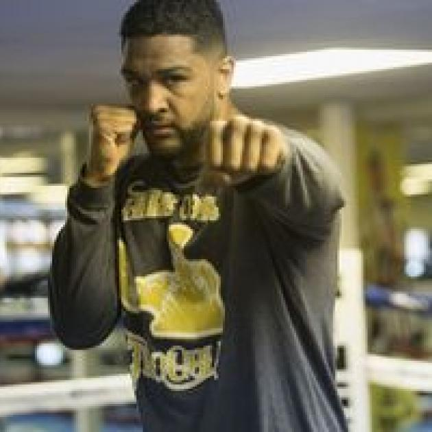 Joseph Parker could be fronting up against American 'trouble' Breazeale. Photo: NZ Herald