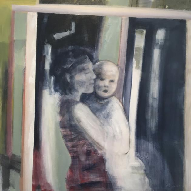Mother and Child, by Jillian Porteous