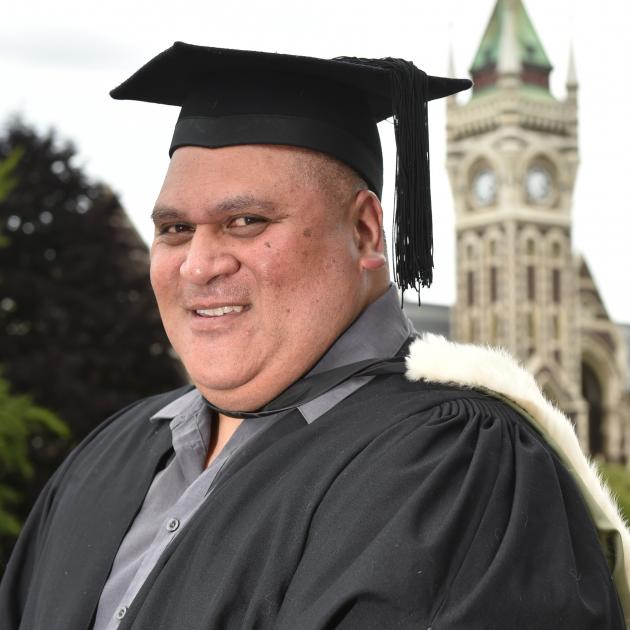 Samoan student Michael Salamasina reflects on being able to finally graduate from the University...
