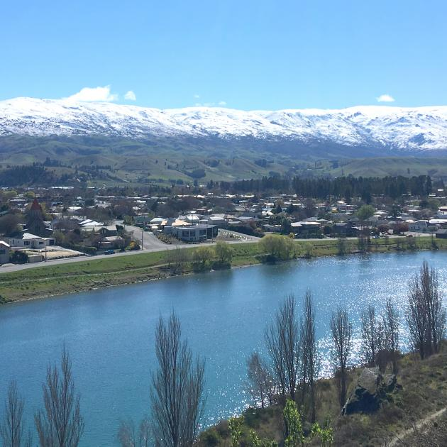 Cromwell has gone from low-key to a spot for the well-heeled. Photo: Otago Daily Times