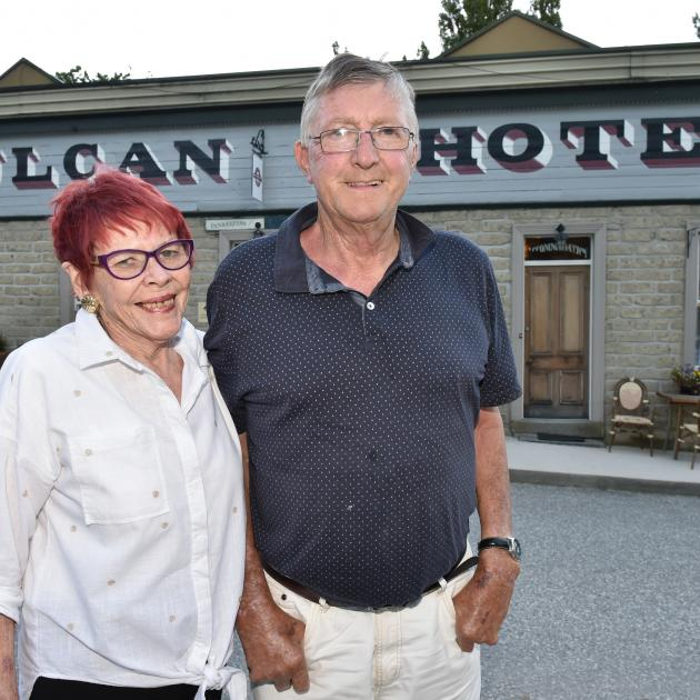 Vulcan Hotel publicans Jude and Mike Kavanagh are calling it a day after 19 years at the historic...