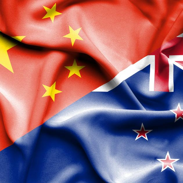 Jacinda Ardern says further reductions in Chinese exports could cause a material slowdown in its...