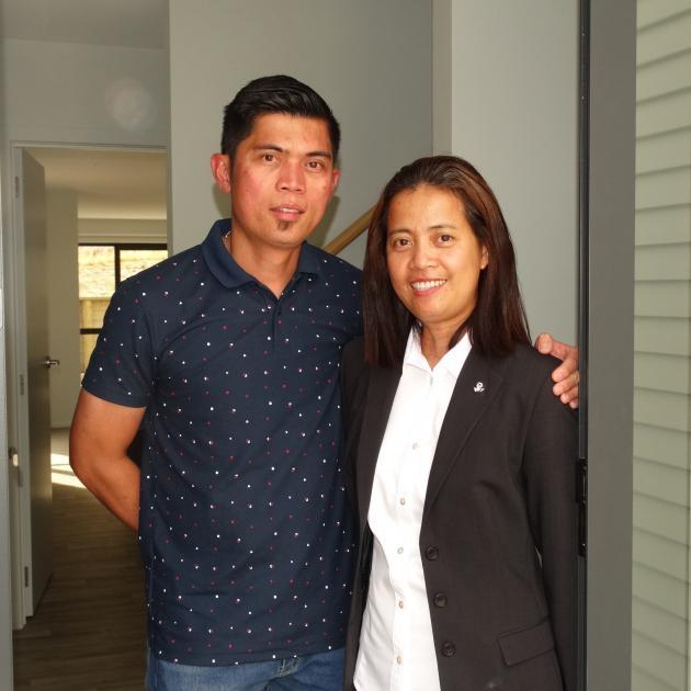 Housing scheme helps couple fulfil their dream 0006e142a4743