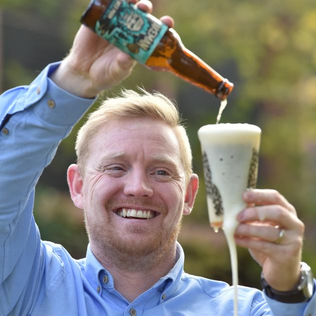 OUSA's Jason Schroeder is excited about this year's Craft Beer and Food Festival, which will be...