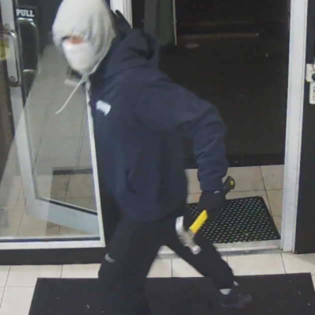 CCTV caught this image of teenager during an aggravated robbery at Woodham Rd Liquor Store last...