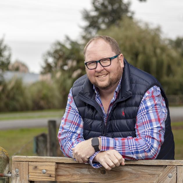 Dan Gordon has won the Waimakariri mayoralty. Photo: Supplied