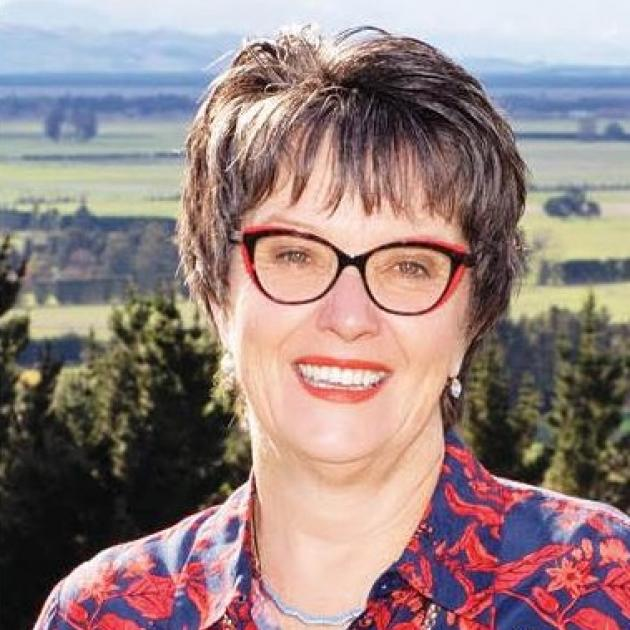 Marie Black has been elected as the mayor of Hurunui.