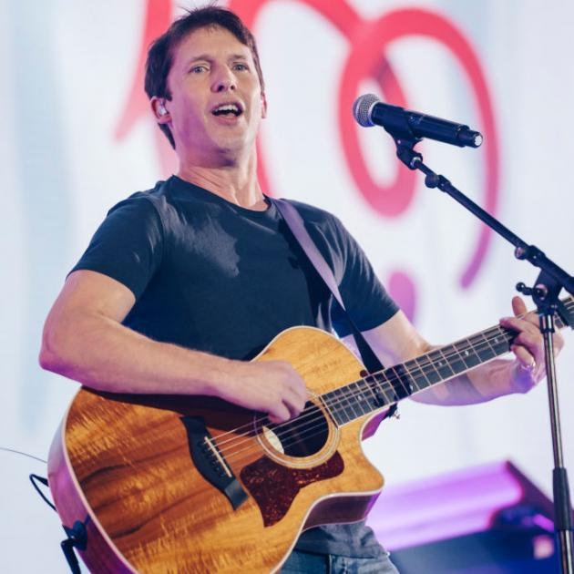 James Blunt will play two shows in New Zealand, including one in Christchurch, next year. Photo:...