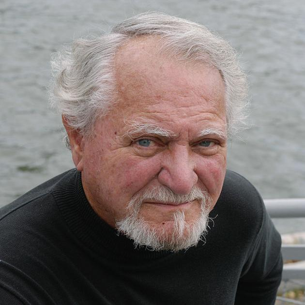 Clive Cussler in 2004. Photo: Getty