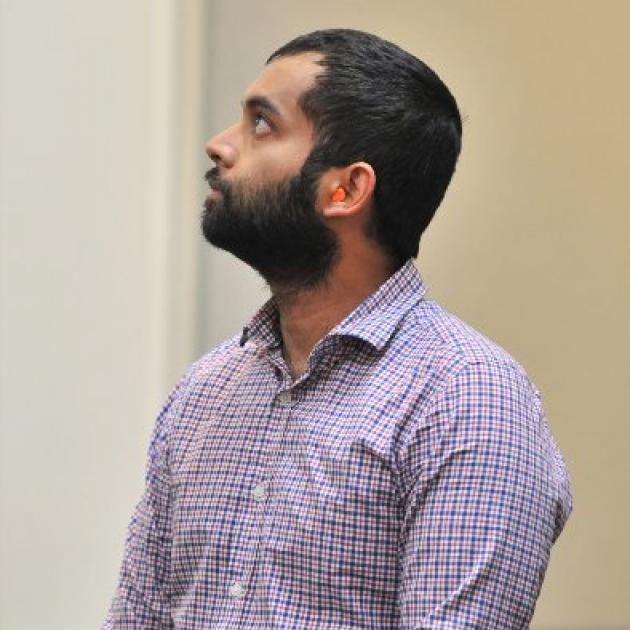 Venod Skantha was jailed for life with a minimum non-parole period of 19 years. PHOTO: CHRISTINE...
