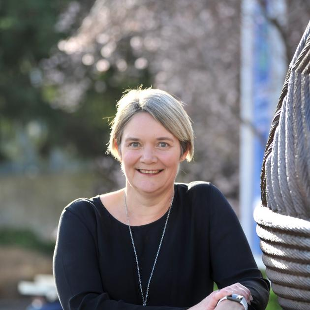 New Otago Polytechnic chief executive Megan Gibbons says being responsive to the region's needs...