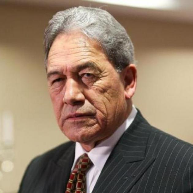 Deputy Prime Minister Winston Peters. Photo: Getty Images