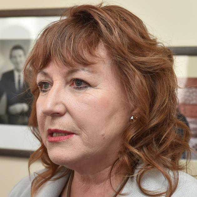 Dunedin South Labour MP Clare Curran. PHOTO: ODT FILE