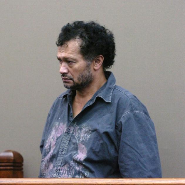 Matakaua Rouvi was sentenced to life imprisonment with a minimum of 12 years in 2009. PHOTO: ODT...