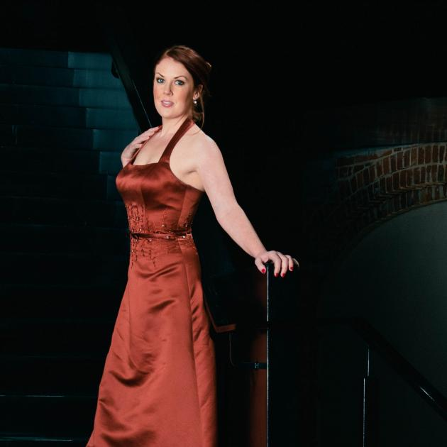 Dunedin-based soprano and University of Otago alumna Anna Leese  will perform in the first DSO...