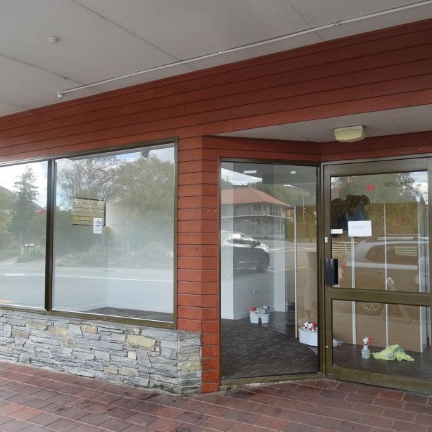 The new Te Whare Kohaka o Wanaka/Wanaka Maternity Hub in Brownston St, Wanaka. The hub will open...