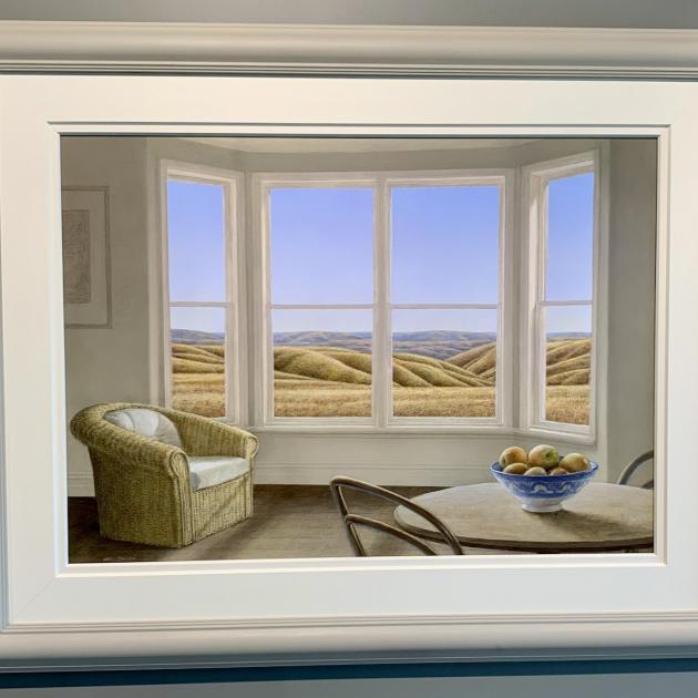 Bay Window by Neil Driver